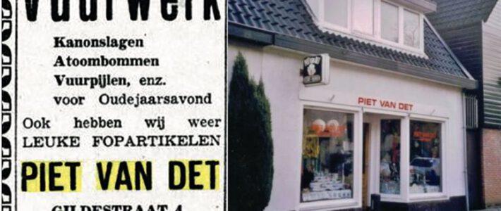 Throwback Thursday: Piet van Det