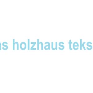 Bas Holzhaus Tekst