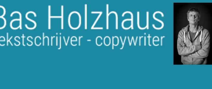 Hoe gaat het met Bas Holzhaus Tekst?