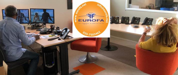 Hoe gaat het met Eurofa Telecom?